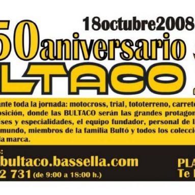Descubre todos los detalles de la fiesta del 50 aniversario de Bultaco
