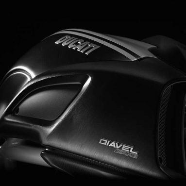 Exclusiva y única: Ducati Diavel AMG Special Edition