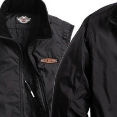 Disfruta de la moto durante todo el invierno con los nuevos accesorios Harley-Davidson