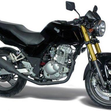 i-moto Strada, una naked de 125 al estilo de las grandes