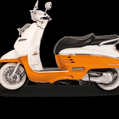 Peugeot Django 50 2015