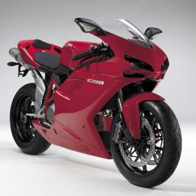 La Ducati 1098 elegida mejor diseño del año por la Motorcycle Design Association