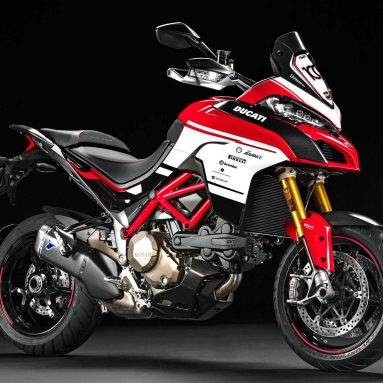 Ducati Multistrada 1200 Pikes Peak Centennary Edition 2016