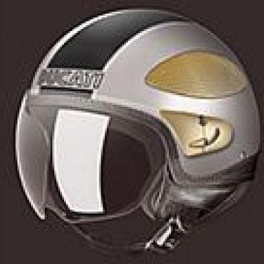 Ducati presenta la nueva línea de cascos SportClassic by Cromwell
