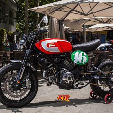 Ducati Scrambler Regolaritá de XTR Pepo