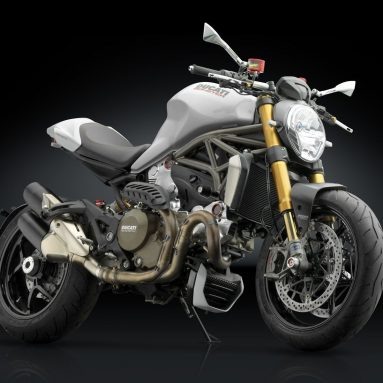 Accesorios Rizoma para las Ducati Monster 821 y 1200