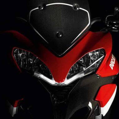 Ducati presenta la nueva Multistrada 1200 S Pikes Peak Special Edition