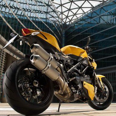Galería de Imágenes. La Ducati Streetfighter 848 ya tiene su propia página y video