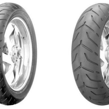 Dunlop desarrolla un compuesto multibanda para los neumáticos de Harley Davidson