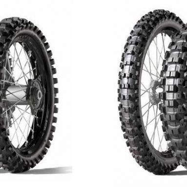 Dunlop presenta los nuevos Geomax MX51 y MX31