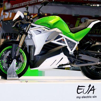 Energica EVA 2015
