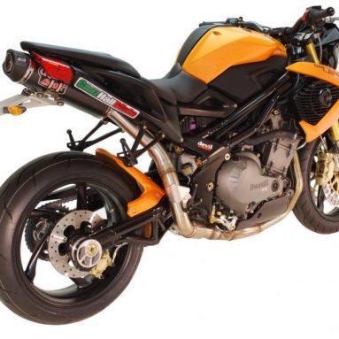 Equipa tu Benelli TNT 899 con el nuevo escape Devil Rocket