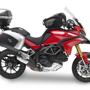Ducati llama a revisión la Multistrada 1200 por posible atasco del acelerador