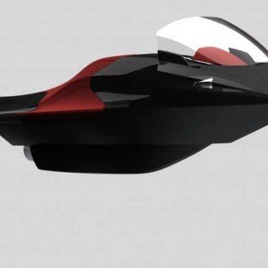 ExoConcept EXO. ¿Moto de agua o nave espacial?