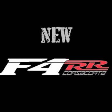 Teaser de la nueva MV Agusta F4 RR
