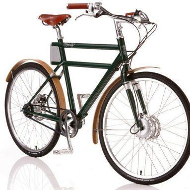 Faraday Porteur comienza las entregas de su e-bike