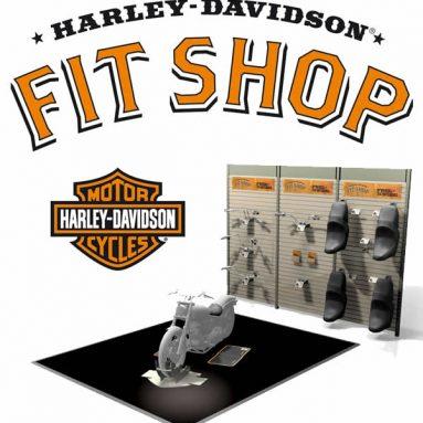 El Fit Shop de Harley-Davidson ya está en España