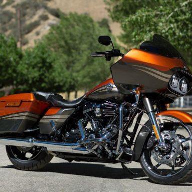 Además de la Breakout, Harley-Davidson CVO llega cargado de novedades para 2013