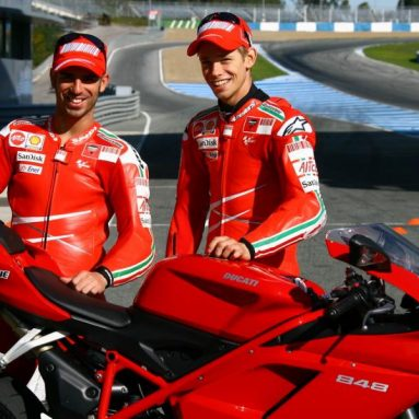 Galería de imágenes de la presentación Bridgestone Battlax BT-016 en Jerez