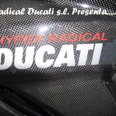 Galería · Radical Ducati presena su última creación: la Hyper-Radical