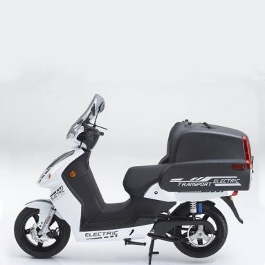 Govecs amplía su gama de scooters eléctricos con la serie Cargo