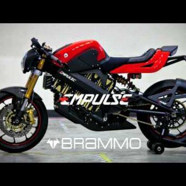 Brammo Empulse, la naked eléctrica con 160km de autonomía