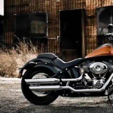 Harley-Davidson Blackline, una Softail en estado puro