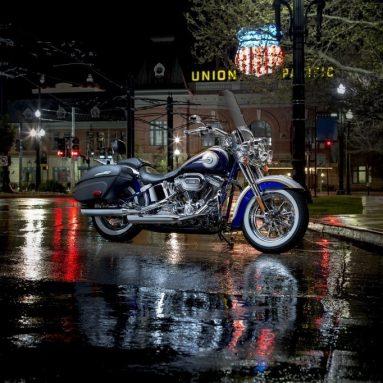 Harley-Davidson CVO 2014: cuatro interesantes novedades