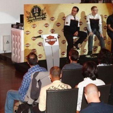 Harley-Davidson presenta su nueva filial en Portugal