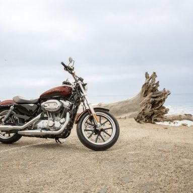 El Overlord Project de Harley-Davidson era una nueva gama de modelos V4