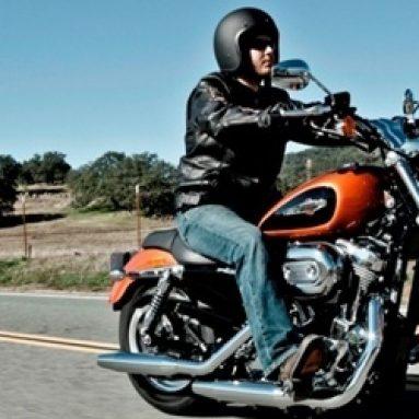 Harley-Davidson tira de orgullo con su nueva XL 1200 Sportster Custom 2011