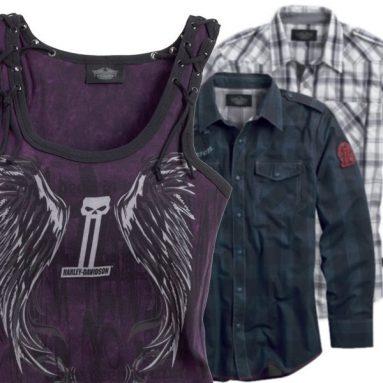 Black Label, la colección más rebelde de Harley-Davidson