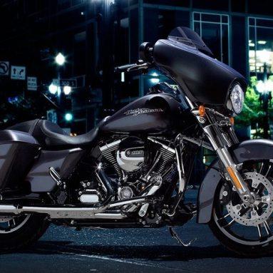 """Harley-Davidson Street Glide, un modelo para """"devorar"""" las grandes distancias"""