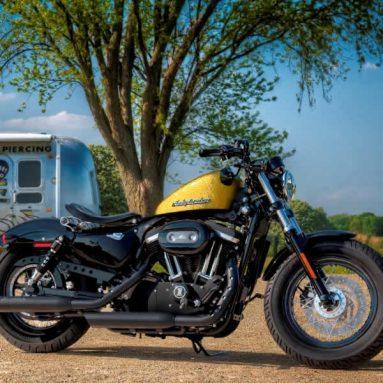 La Harley-Davidson Forty-Eight más deslumbrante que nunca