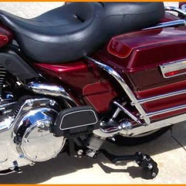 LegUp, añade dos ruedecitas traseras a tu moto