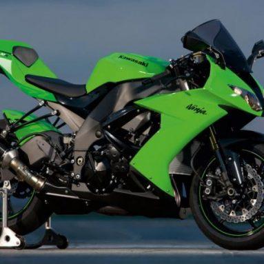 Kawasaki ZX-10R 2009 con el Pack Sport por sólo 12.399€