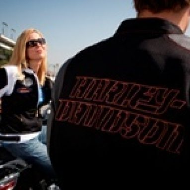 Llega el calor… y las nuevas chaquetas de piel perforada de Harley-Davidson