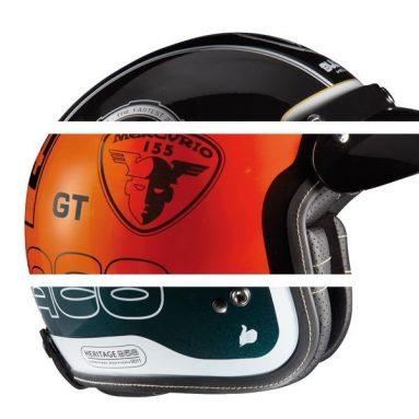 Bultaco presenta su nueva colección de cascos Heritage