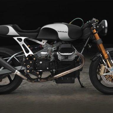 Moto Guzzi 1100 Sport de Moto Studio