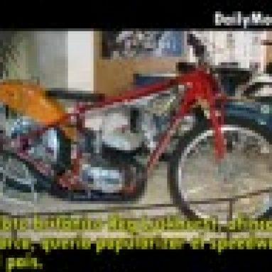 Bultaco Speedway