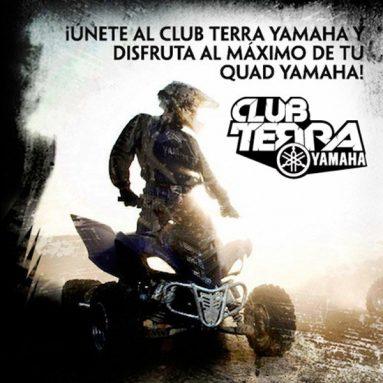 'Engancha un amigo a los quads', el nuevo concurso del Club Terra Yamaha