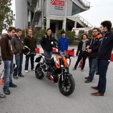 Finaliza el programa KTM Duke 125 Ambassador
