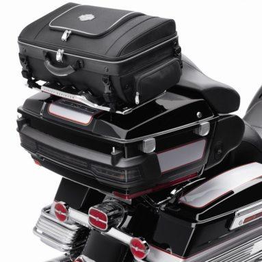 Las nuevas maletas premium de Harley-Davidson pueden con todo