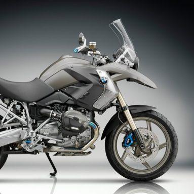 Rizoma te ayuda a personalizar y proteger tu BMW R1200GS
