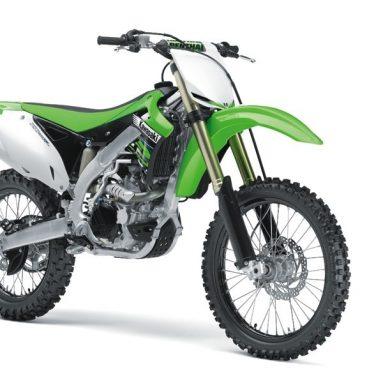 Todas las novedades de las Kawasaki KX450F y KX250F 2012