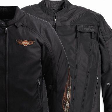 Vístete de verano con el sistema Switchback de Harley-Davidson