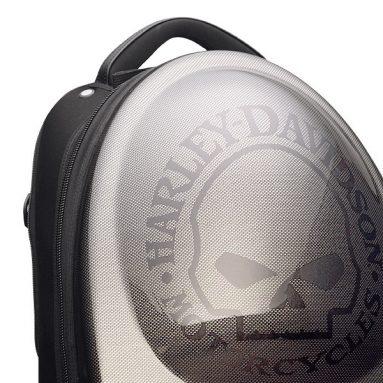 Harley-Davidson presenta su nueva mochila Skull Hard Pack