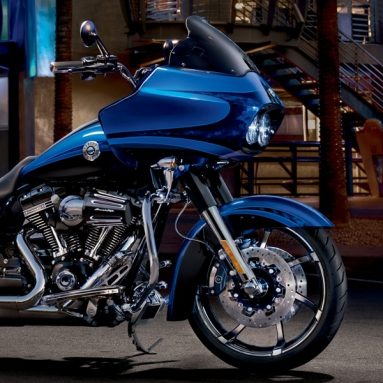 Harley-Davidson CVO Road Glide Custom 2012