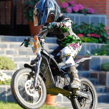 Oset Bike lanza dos nuevas motos eléctricas de trial para los más pequeños