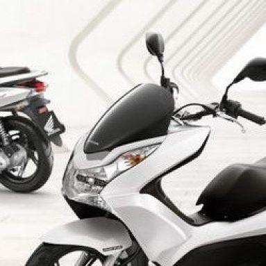 Honda anuncia el lanzamiento del PCX